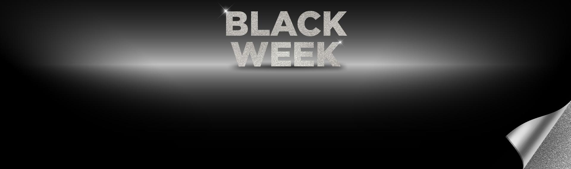 Black Week. Ahorra hasta 57%* + 10%** adicional con cupón BLACKHP.