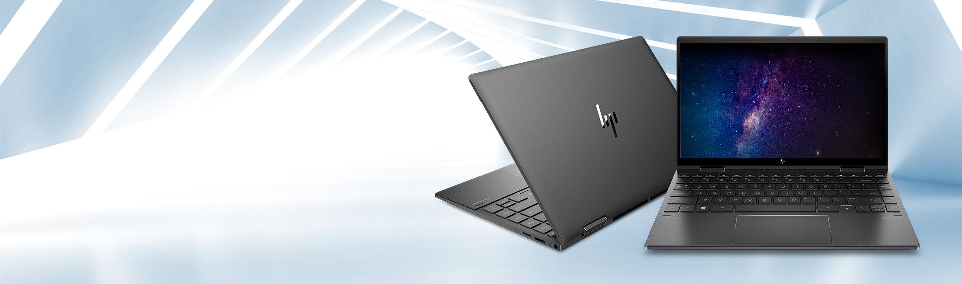 Portátiles HP. Ahorra hasta 21%* más 10% adicional con cupón** HPNEWTECH.