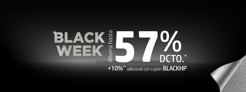 El Black Week 2020 de HP Online