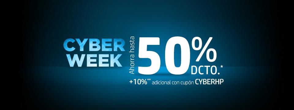 El Cyber week 2020 de HP Online